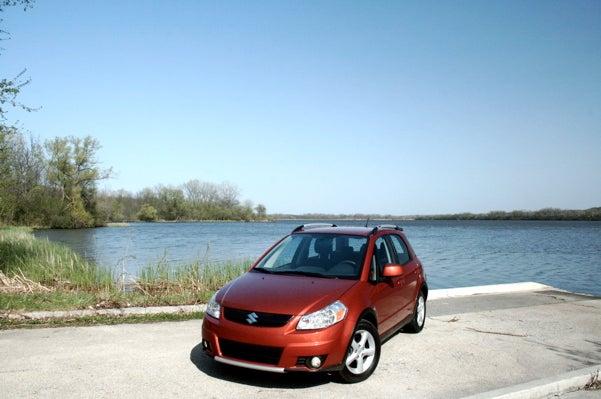 2008 Suzuki SX4, Part Two