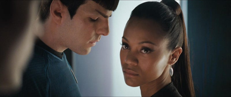 Star Trek 2 Delayed Until December 2012?