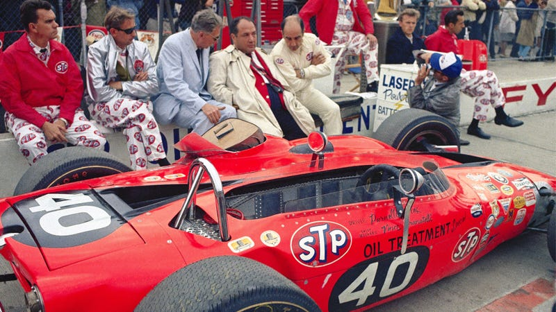Indy 500 Legend Andy Granatelli Dead At 90