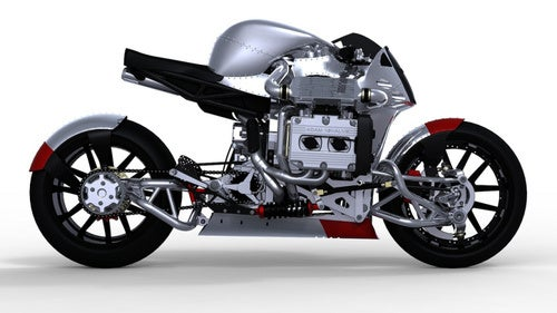 What Would A Subaru-Engined Motorcycle Look Like?