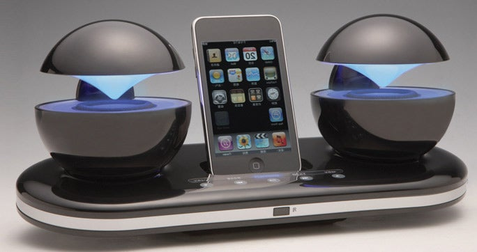 These iPhone Speakers Look Like They Come From Another Planet