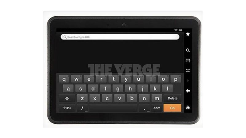 Could This Possibly Be the New Kindle Fire?