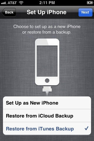 how to factory reset jailbroken iphone without itunes