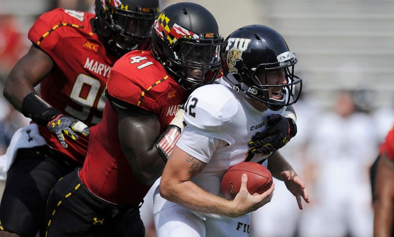 Maryland Won't Hand Out Game Balls Because Of NCAA Regulations