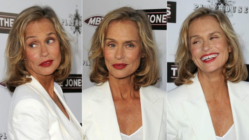 Lauren Hutton Once Jumped On A Conference Table