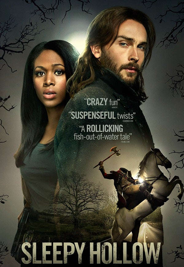 How will the Sleepy Hollow show be different than Tim Burton's movie?