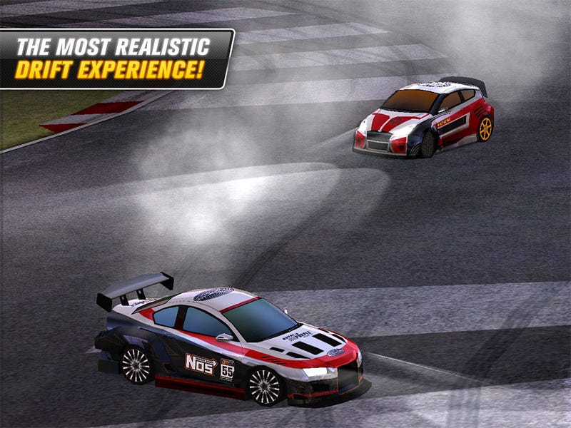 The Ultimate Mobile Drift Racing Experience Skids Into the Sequel Lane