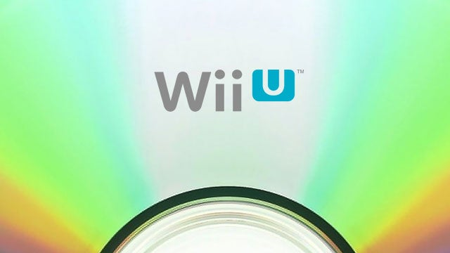 Wii U Discs Will Be 25GB In Size