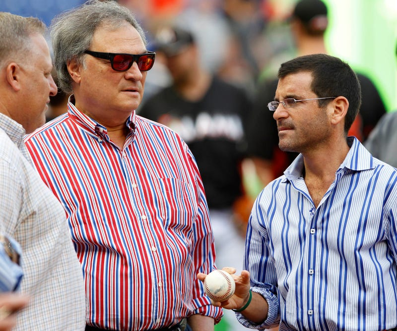 Inveterate Asshole And Loria Stepson David Samson Tries To Justify The Marlins Trade