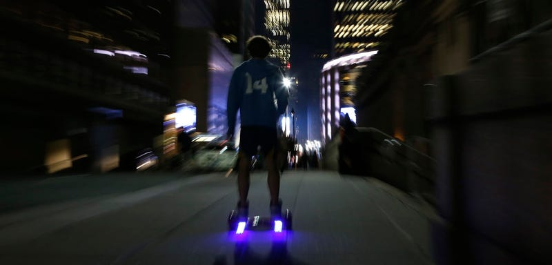 "My Google Alert for ""Hoverboard"" is Officially Ruined"