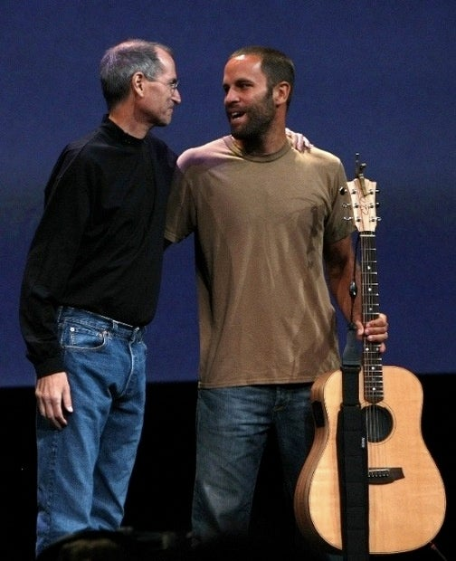 Steve Jobs' Chance to Show His Strength