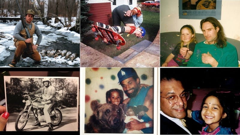 Show Us Your Dads At Their Most Dad-tacular