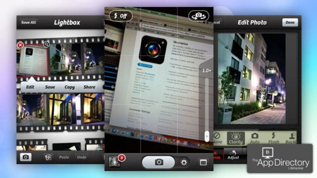 The Best Camera App for iPhone