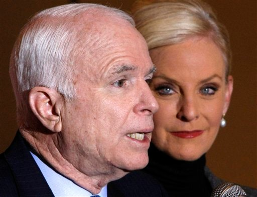 Dear Cindy McCain, We Love You Just The Way You Are Made Up