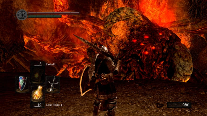 What I Actually Call Dark Souls Bosses