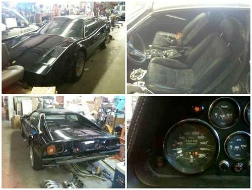 A Ferrari 308GTS for $13,500, Some Assembly Required