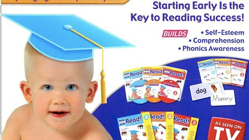 The FTC Has Filed a Complaint Against the Alleged 'Your Baby Can Read' Snake Oil Salesmen