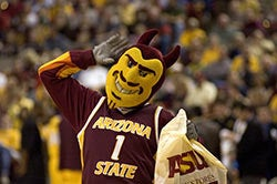 Give 'Em Hell, Sun Devils!