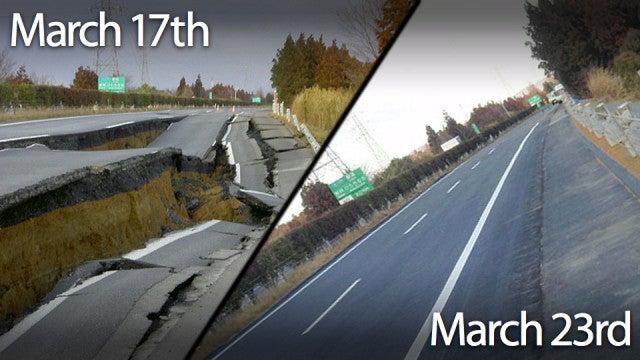Két és fél méterrel tolta arrébb Japánt a 2011-es földrengés