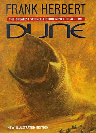 Every book publisher turned down Frank Herbert's Dune