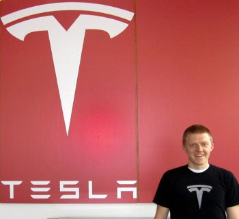 I'm Tesla's New Intern, And This Is My Electric Car