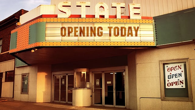 What's Opening In Theaters Today