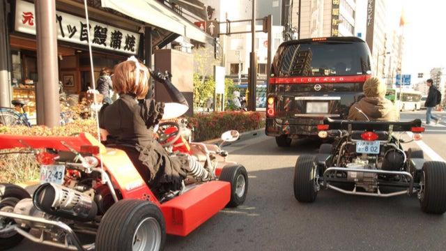Rent Go-Karts in Tokyo's Geekiest Neighborhood