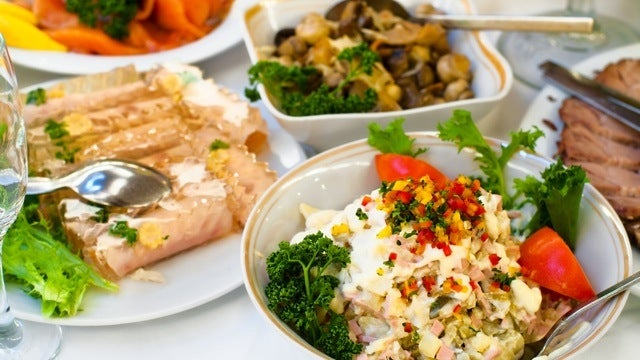 Spread Out Your Meal Preparation for Easier Dinner Parties