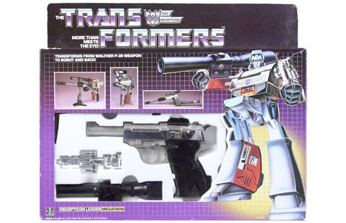 The Eternal Disappointment Of Megatron