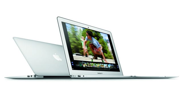 The New MacBook Air: Faster and Still Super Skinny