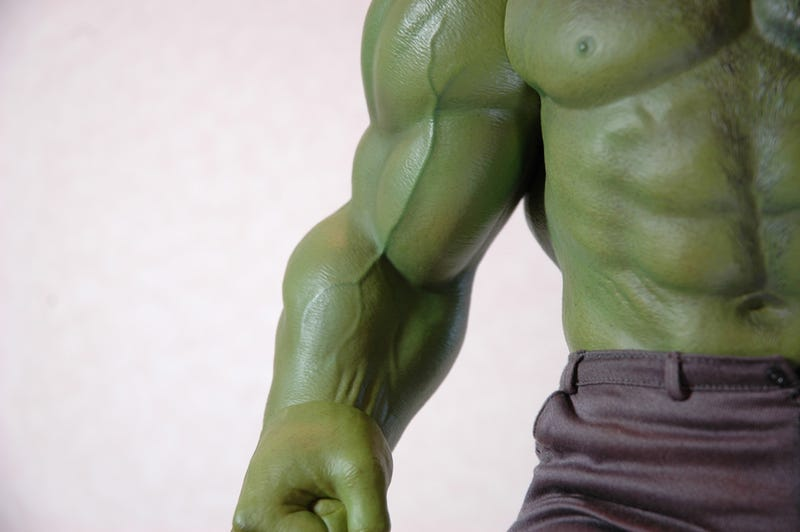 This Avengers Hulk Figure Will Smash You