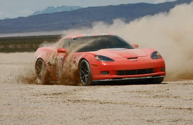 General Lee Corvette ZR1: YEEEE HAAAAW!