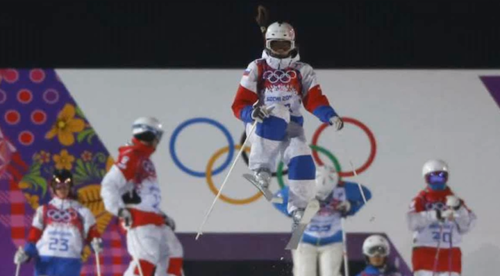 Russian Skier Breaks, Dislocates Spine in Olympic Training
