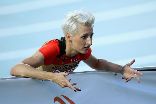 Stalker Sends Olympic High Jumper Ariane Friedrich A Picture Of His Genitals, She Outs Him Via Facebook