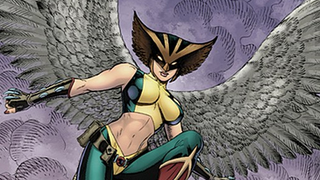 Hawkgirl Is Joining The <i>Arrow</i>/<i>Flash</i>Spinoff