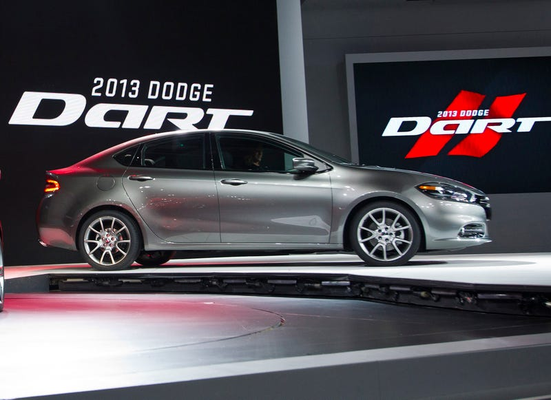 People Are Getting Laid Off Because You Aren't Buying Dodge Darts