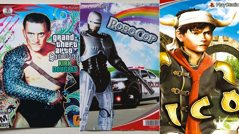 Stop Working, Everyone. You'll Never Make Anything as Good as This Pirated Game Box Art.