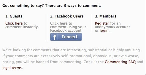 Gawker Commenters, Meet Facebook Users