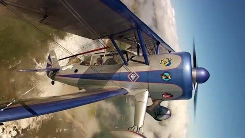 Crash Claims The Life Of Stunt Pilot Eddie Andreini