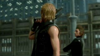 Behold, <em>Final Fantasy XV</em>'s First Live Gameplay Footage