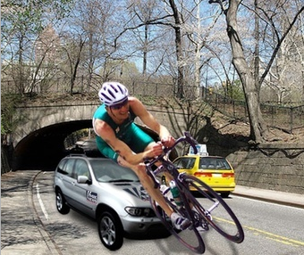 Fox Newser Charged With Fleeing the Scene in Central Park Cyclist Incident
