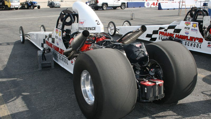 I Nearly Destroyed This Dragster And Now I Respect Drag Racing