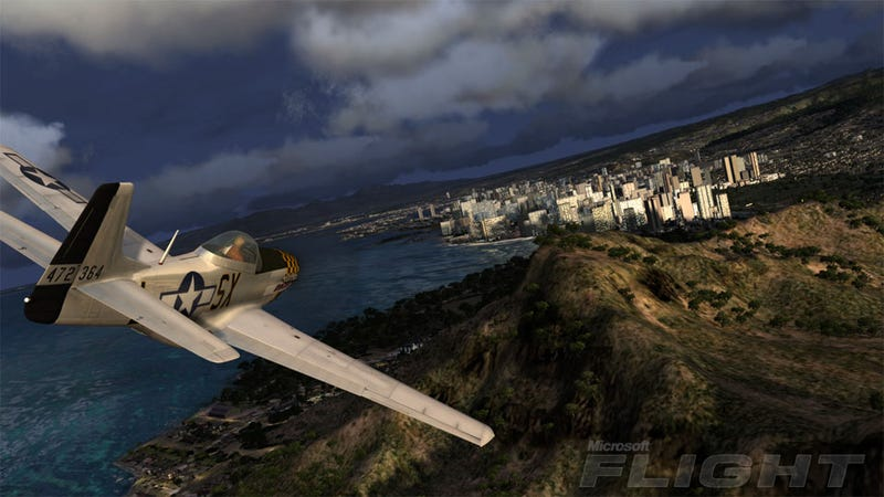Free-to-Play Microsoft Flight Launches February 29 Towing $20 Expansion