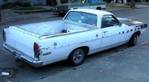 1968 Ford Ranchero