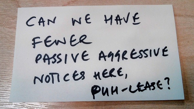 How Do You Deal With a Passive-Aggressive Boss?