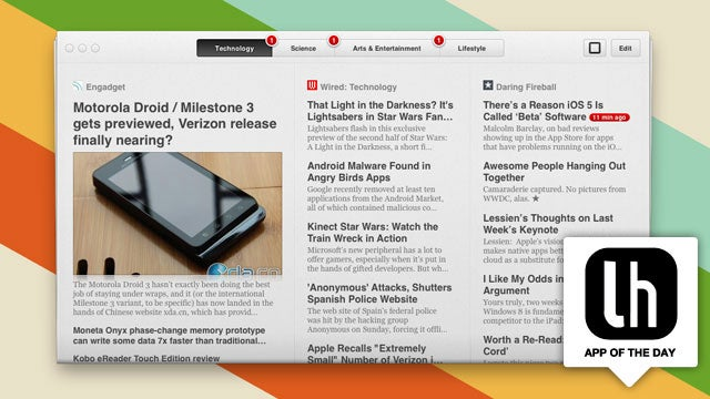 Pulp Brings the Experience of Reading a Newspaper to RSS Feeds on Your iPad (and Mac)
