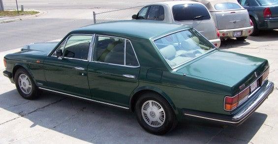 1987 Bentley Eight