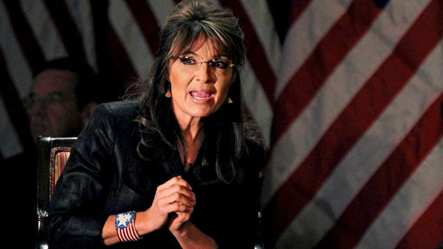 Top Conservatives Have a Roundabout Way of Calling Sarah Palin a Moron