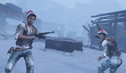 Uncharted 2 Adds Double The Cash, 100% More Santa Hats