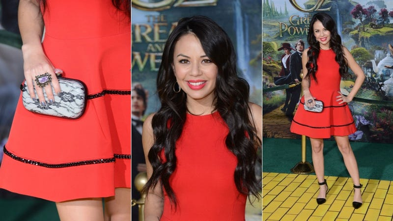 Bewitchingly Wicked Dresses at Oz The Great and Powerful Premiere